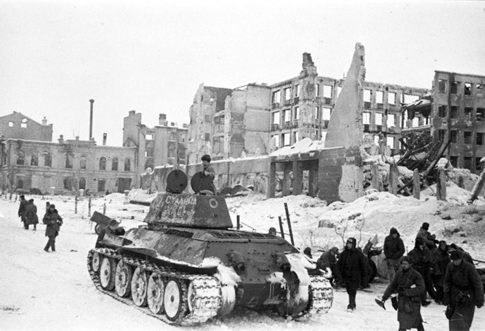 сталинградская битва. картинки