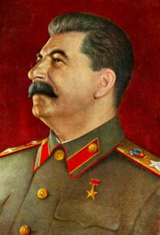 A good thesis for a research paper about Joseph Stalin?